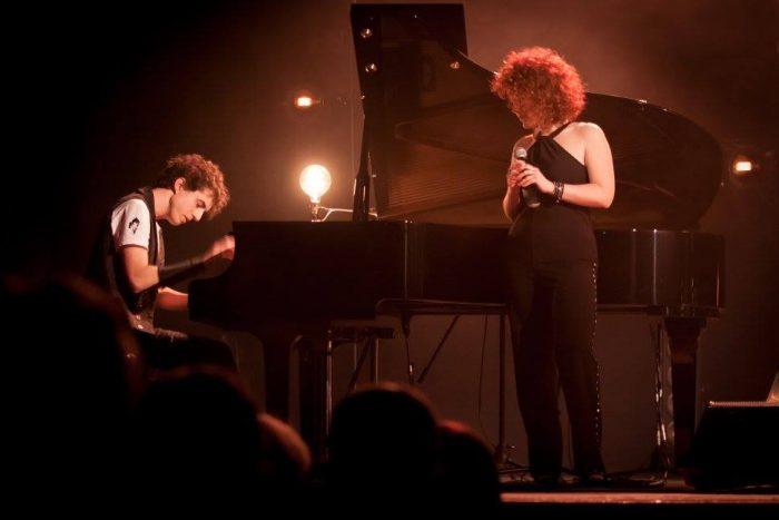 Farian e Silvia Swing. (Facebook)