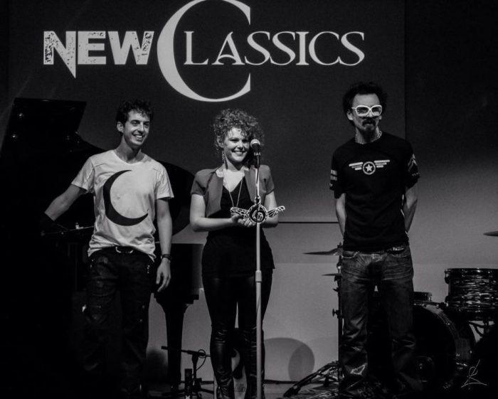 La nuova formazione dei New Classics, 2016. (Facebook)