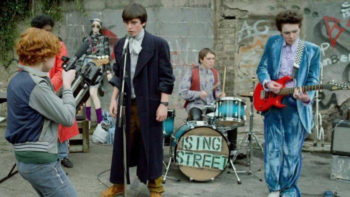 Sing Street video Riddle