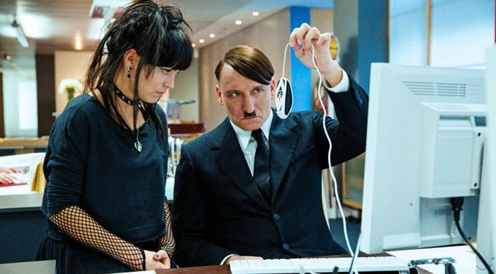 Lui è tornato - Hitler scopre il web