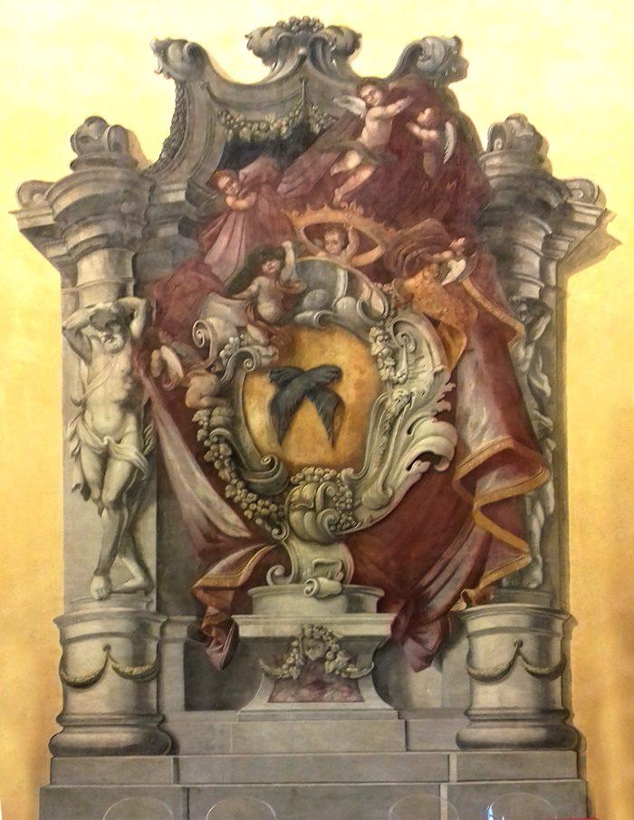 stemma della famiglia rasponi