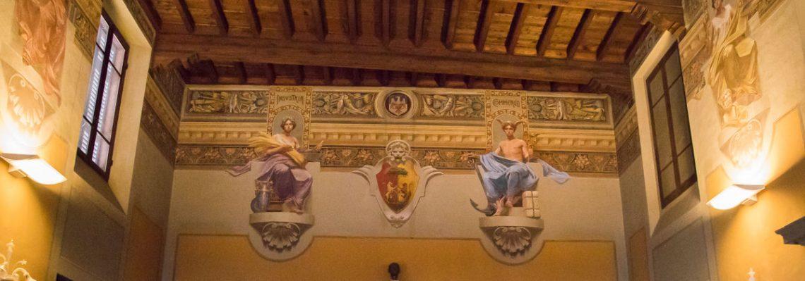 Casa Matha (Ravenna) - Aula magna
