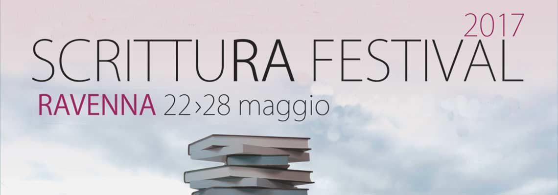 La copertina di Scrittura Festival 2017.