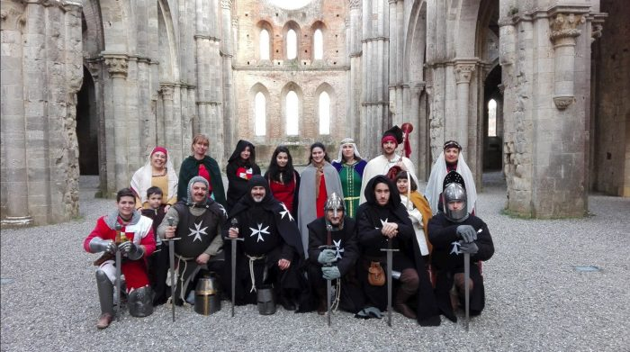 La compagnia San Michele.
