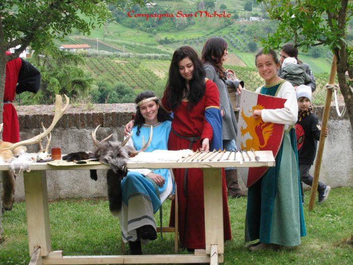 Compagnia San Michele - Mestieri
