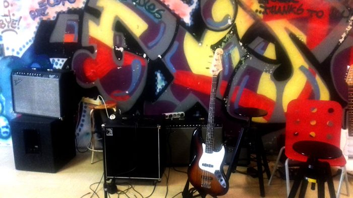 quake - sala musica