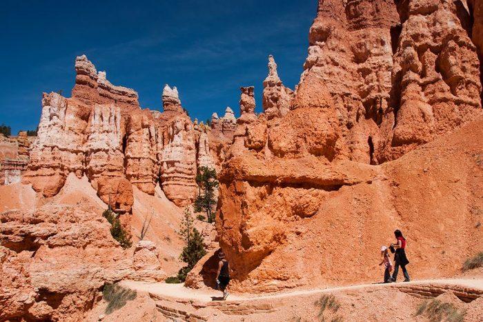 Bryce Canyon, Utah. Foto di Ezio Venturi.