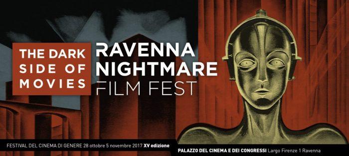 Ravenna Nightmare Film Fest 2017 - Logo ufficiale