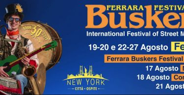 Ferrara Buskers Festival 2017