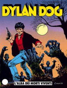 Il primo numero di Dylan Dog.