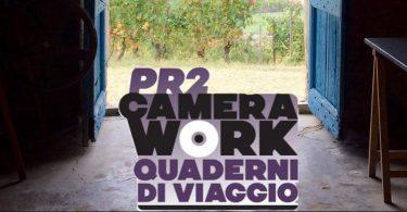 PR2 Camera Work 2018 - Locandina