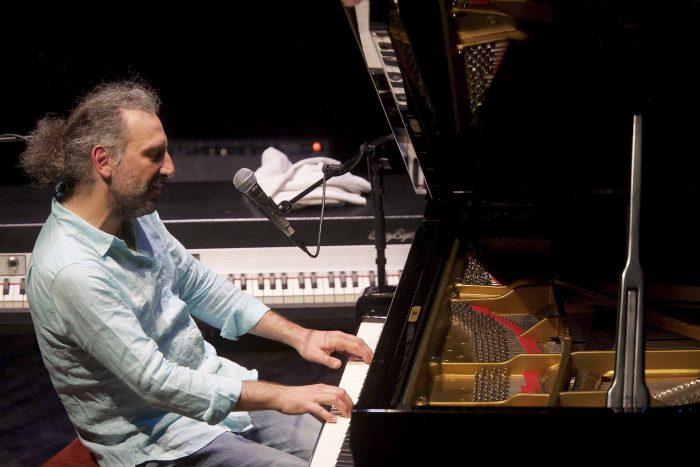 Stefano Bollani. Foto Zani/Casadio.