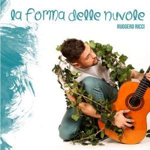 La forma delle nuvole (Ruggero Ricci) - copertina del CD.