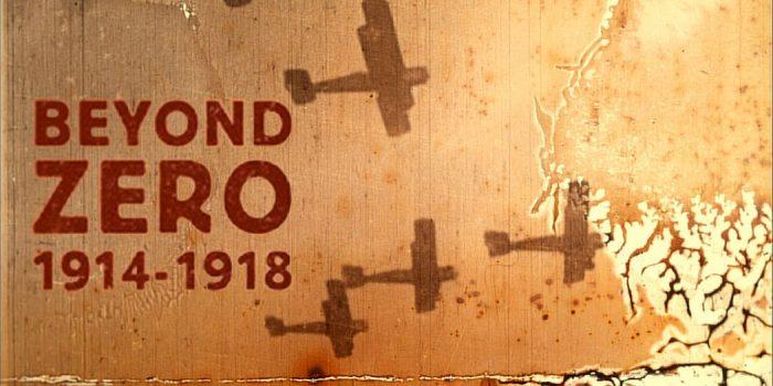 Beyond Zero - Locandina