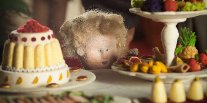"""""""This Magnific Cake"""", uno dei partecipanti al concorso dei lungometraggi."""